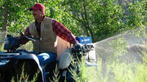 ATV-Pesticide-Applicator